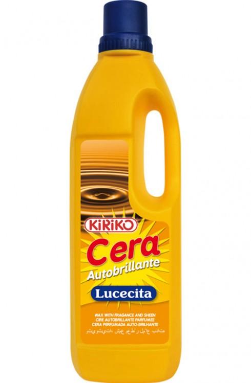 Prendre soin de votre sol avec la Cire-Lucecita de Casa Kiriko