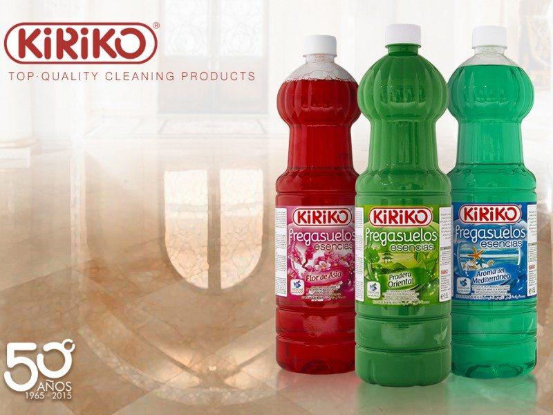 Casa Kiriko: Fregasuelos Esencias