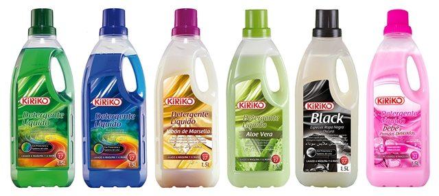 Casa Kiriko Detergentes