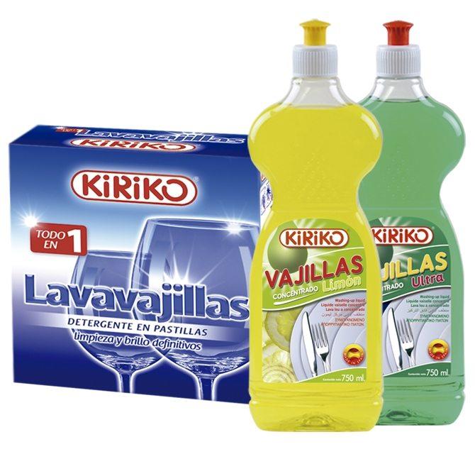 Lavavajillas de Casa Kiriko