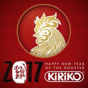 Año Nuevo Chino 2017 Kiriko