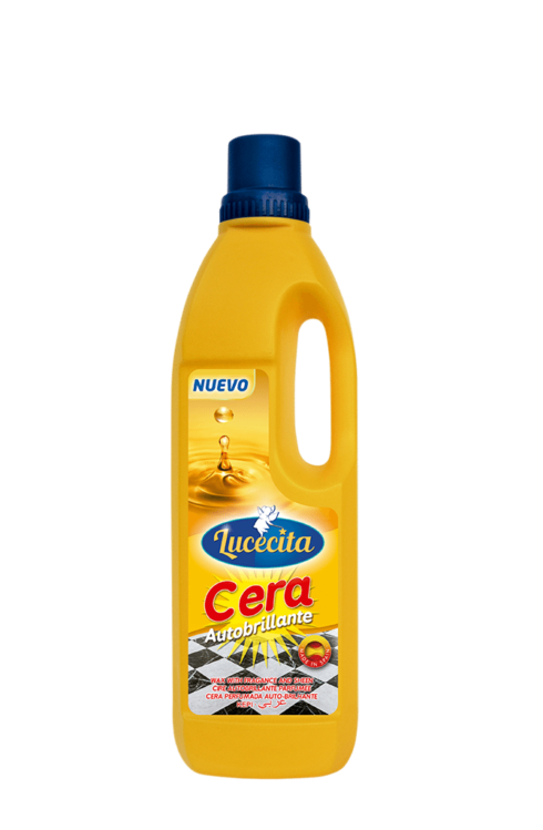 Lucecita Wax Cleaner 1000ml
