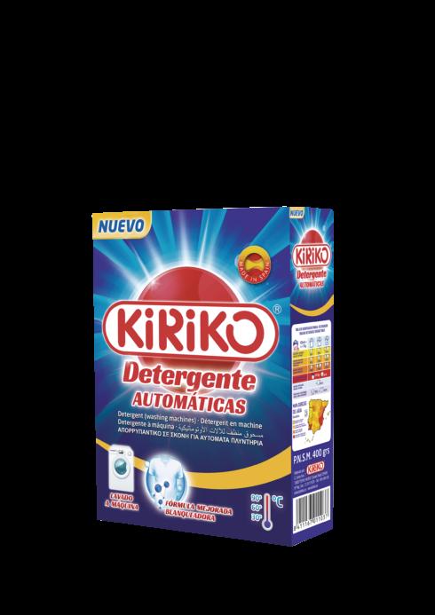 Paquete Detergente Autom 400 Gramos